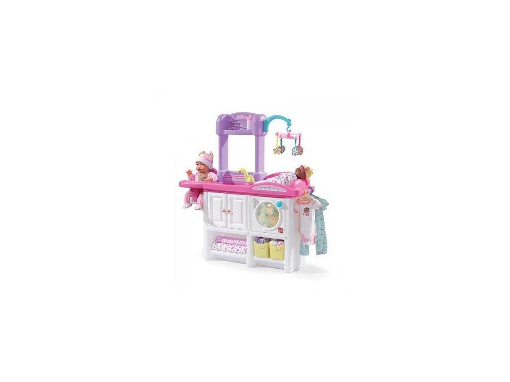 STEP2 Přebalovací pult pro panenky