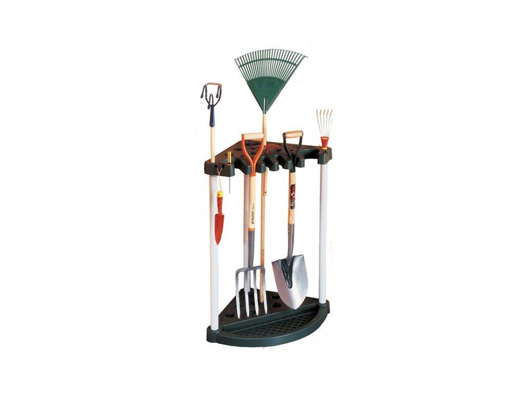 CURVER plastový držák nářadí CORNER TOOL RACK (230826 rohový držák)