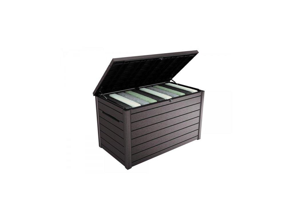 ONTARIO box 870l - hnědá