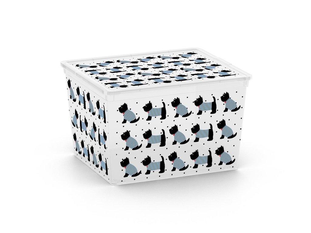 8419100 2232 cont c box style cube whtrcua5