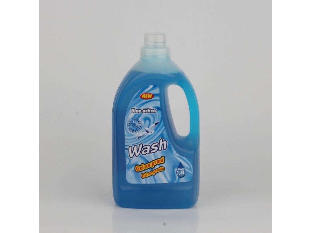 tekuty praci gel wash blue1 5l