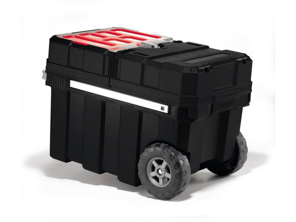 MASTERLOADER kufr na nářadí / BLACK