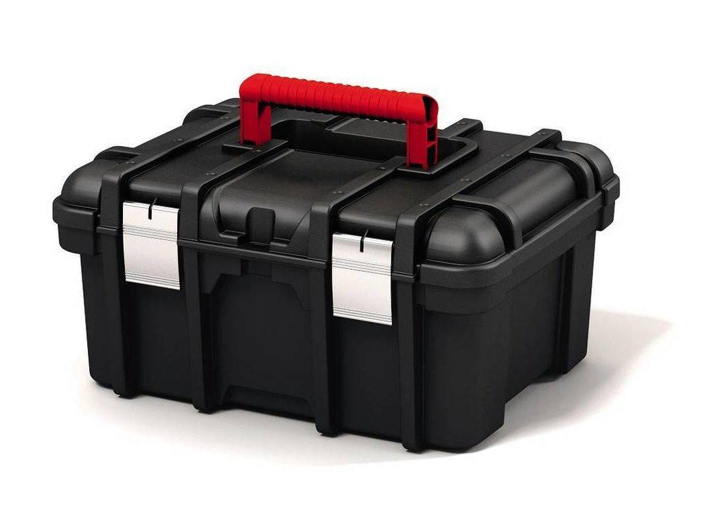 KETER kufr na nářadí POWER 16'' /BLACK