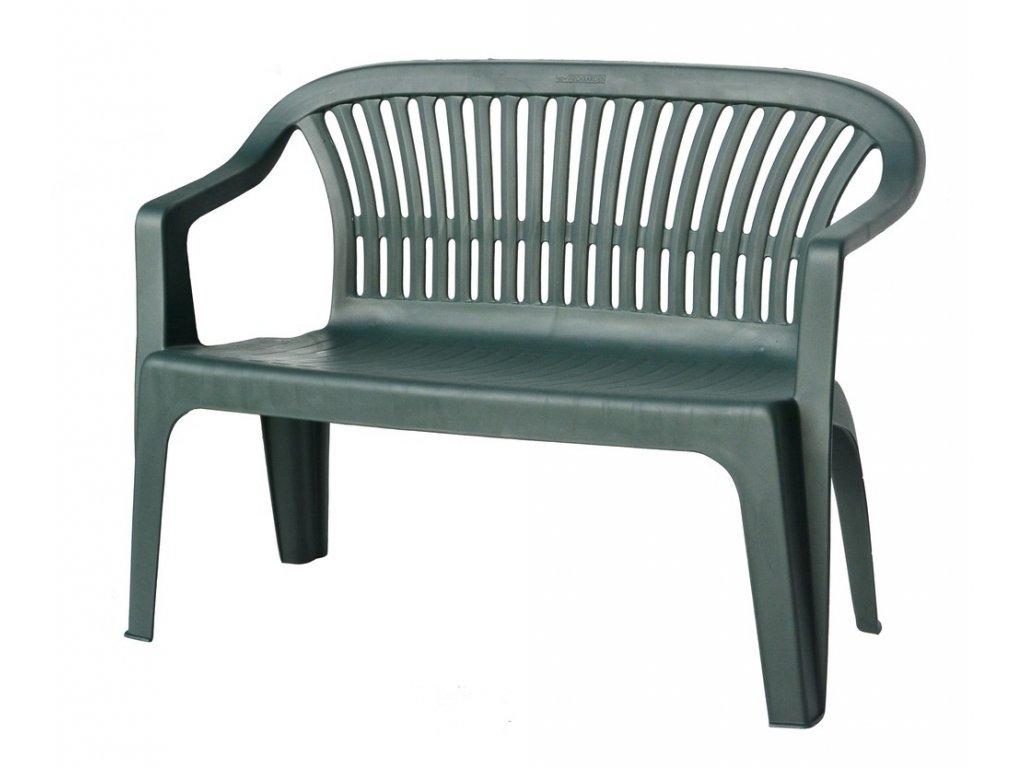 DIVA lavice - zelená