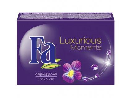 Fa mýdlo klasické 100g Luxurious Moments Pink Viola