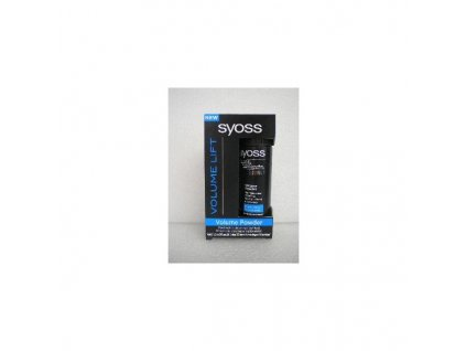 Syoss pudr na vlasy volume lift 10g