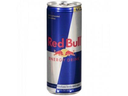 Red Bull 0,25L plech, energy drink