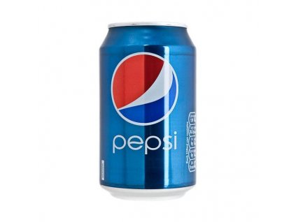 Pepsi Cola 0,33L plech