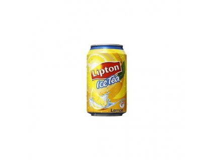 Lipton Ice Tea 0,33L plech - citron
