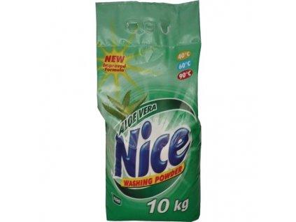 Nice 10kg s Aloe Vera prací prášek