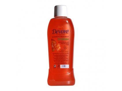 Devoré hydratační tekuté mýdlo s vůní broskve 1L