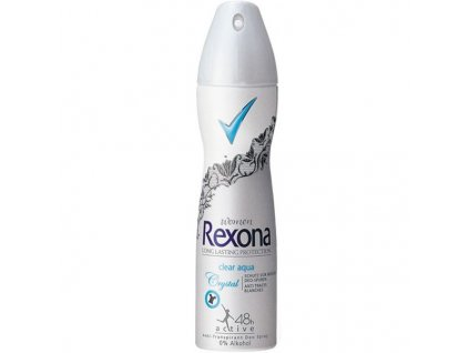Rexona Women Crystal Clear Aqua 150ml deodorant spray