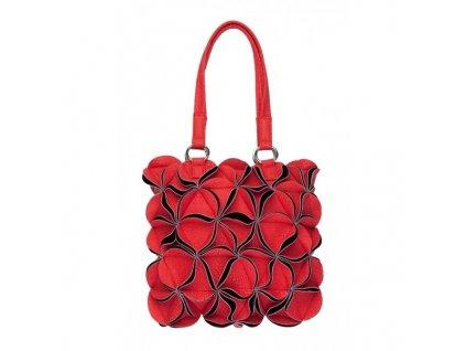 COSSI Bella červená dámská kabelka