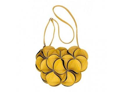 COSSI Christina žlutá dámská kabelka