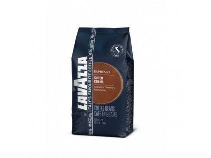 Lavazza Super Crema 1kg zrnková káva