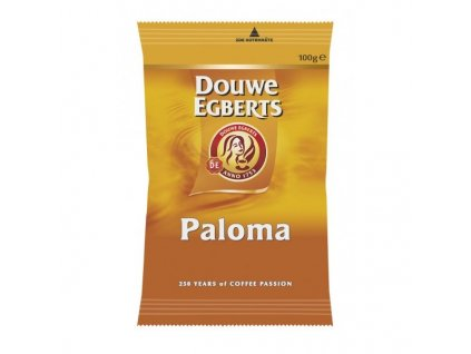 Douwe Egberts Paloma 100g pražená mletá káva