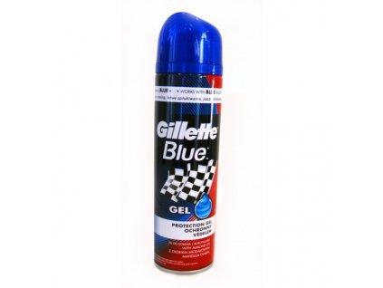 Gillette Blue gel na holení 200ml