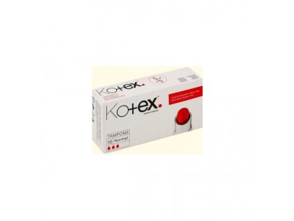 Kotex normal 16ks tampóny