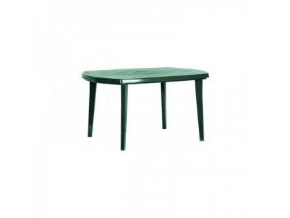 Stůl ELISE zelený
