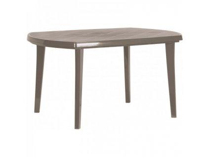 ELISE stůl - cappuccino