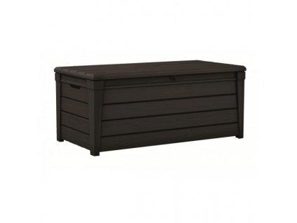 BRIGHTWOOD box - 455L - hnědý
