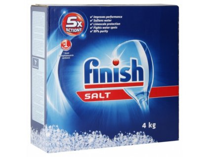 Finish sůl do myčky 4 kg