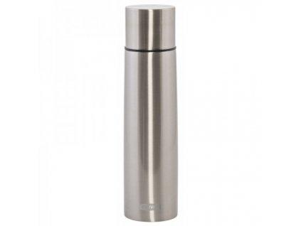 termoska NEREZ 1L - stříbrná