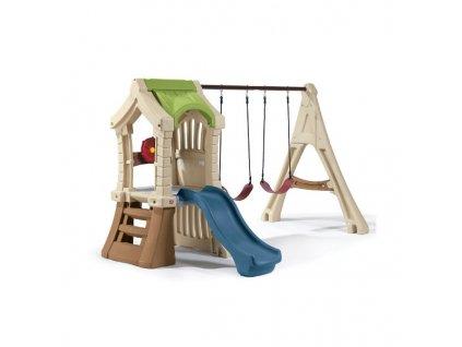 STEP2 Hřiště malé - zábavné centrum Play Up Gym Set