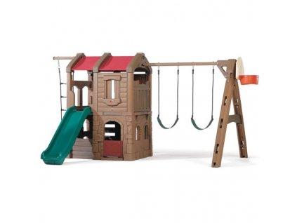 STEP2 Dětské hřiště Grand - zábavné centrum