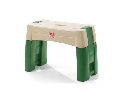STEP2 Zahradní stolička a klekačka 2v1
