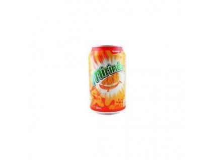 Mirinda 0,33L plech - orange velkoobchodní balík 24 ks