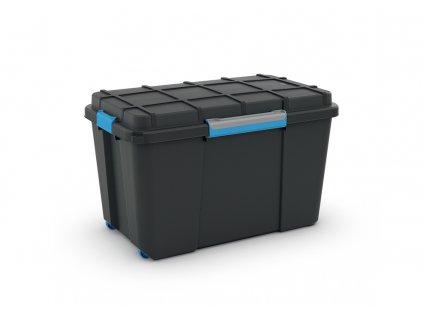 8432000 1521 cont scuba box xl premium bkskg