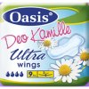Oasis deo kamille ultra wings 9 ks