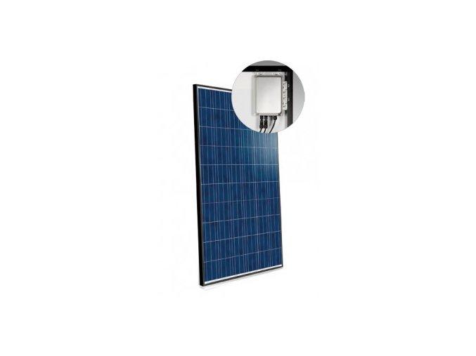 solarni panel benq 250wp poly s mikroinvertorem