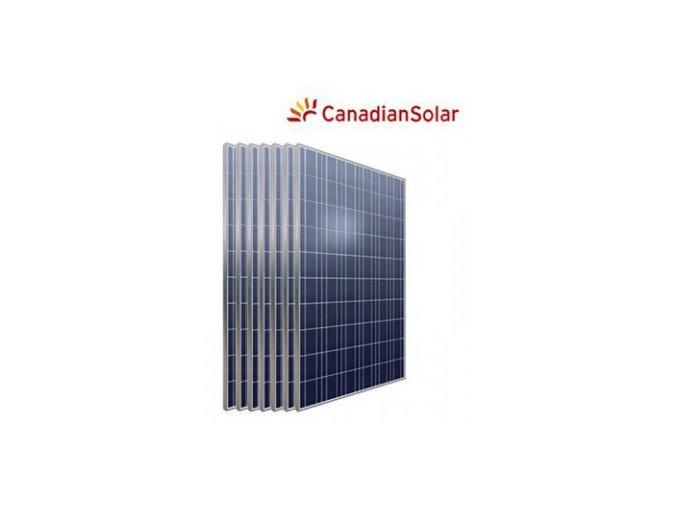 solarni panel canadian solar 260wp poly