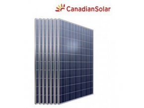 solarni panel canadian solar 260wp poly