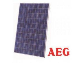 solarni panel aeg 255wp poly