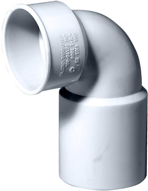 Připojovací koleno 90° (sifonové)