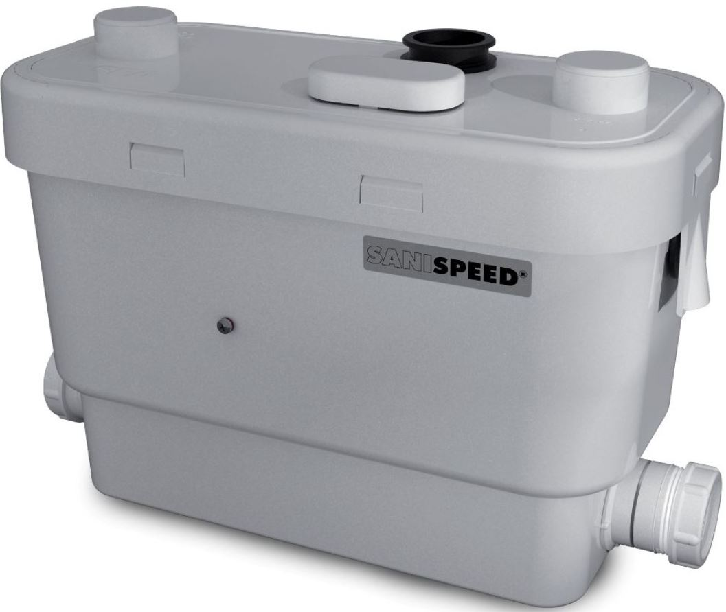Sanitární kalová čerpadla