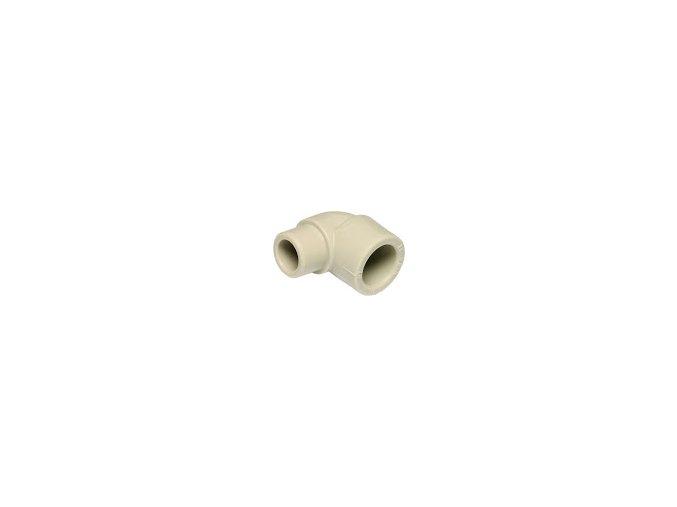 Tvarovka PPR koleno vnitřní vnější plastová voda 90° 20 mm Ekoplastik