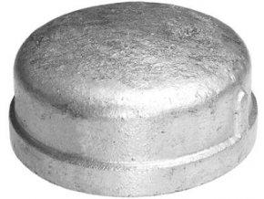 Tvarovka víčko 300 ocelová