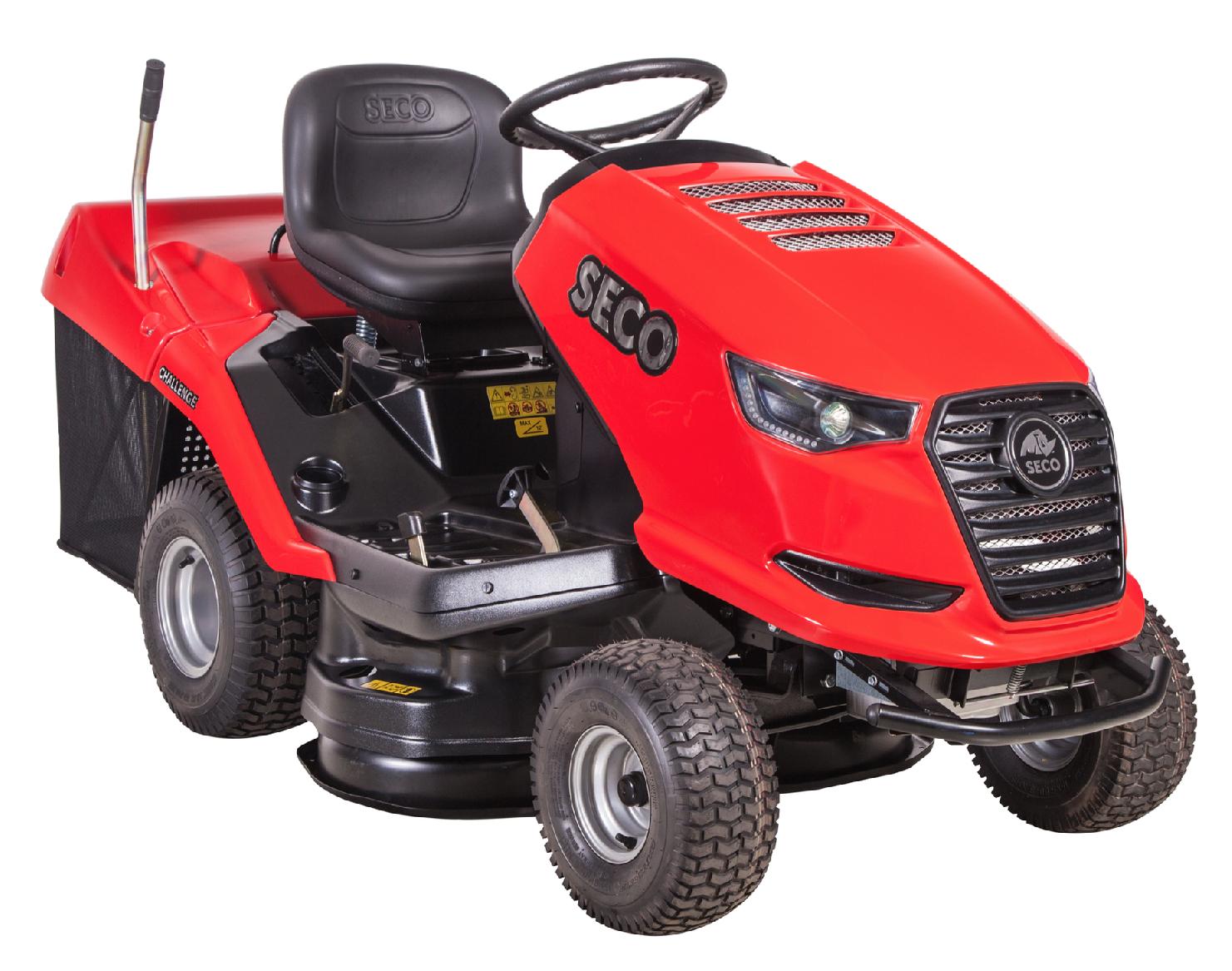 Zahradní traktory SECO