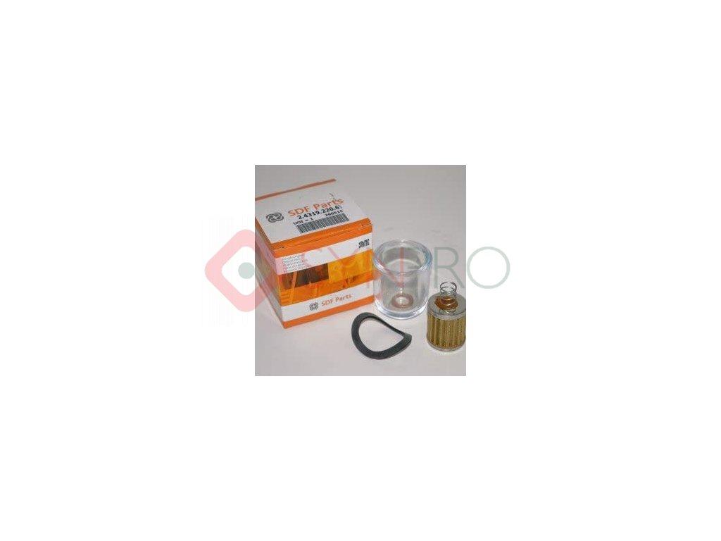 Palivový filtr SDF 2.4319.220.6