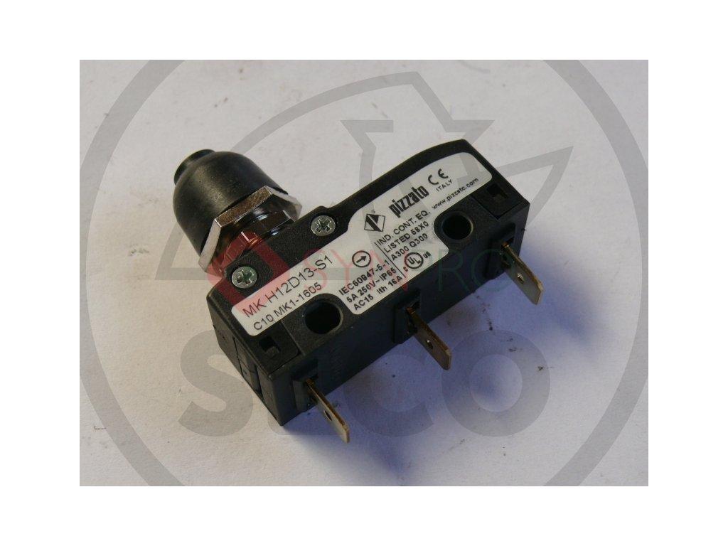 Mikrospínač MK H12D12-S1 N345359004