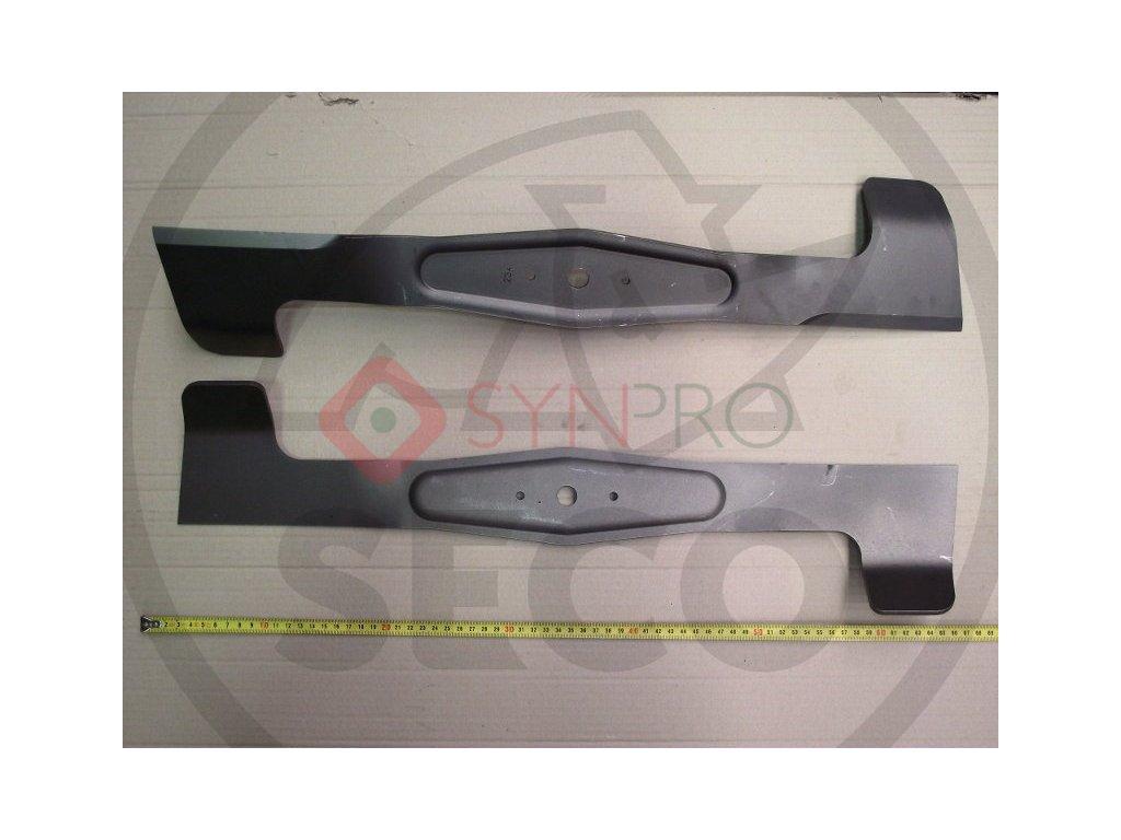 Nůž rotační pravý UJ 122 široký S532050422343
