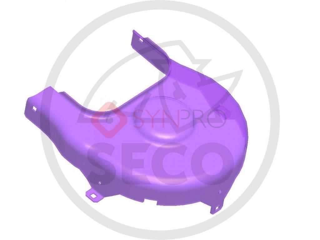 Kryt řemenice 0-8540-203 GC - N532151473