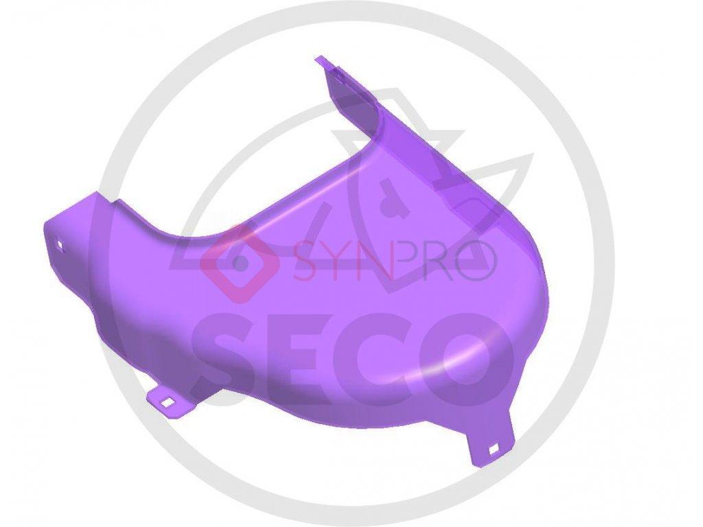 Kryt řemenice 0-8540-655 GC - N532151478