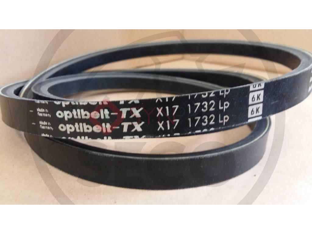 Klín. řemen X17X1732 LP Optibelt - N272731251