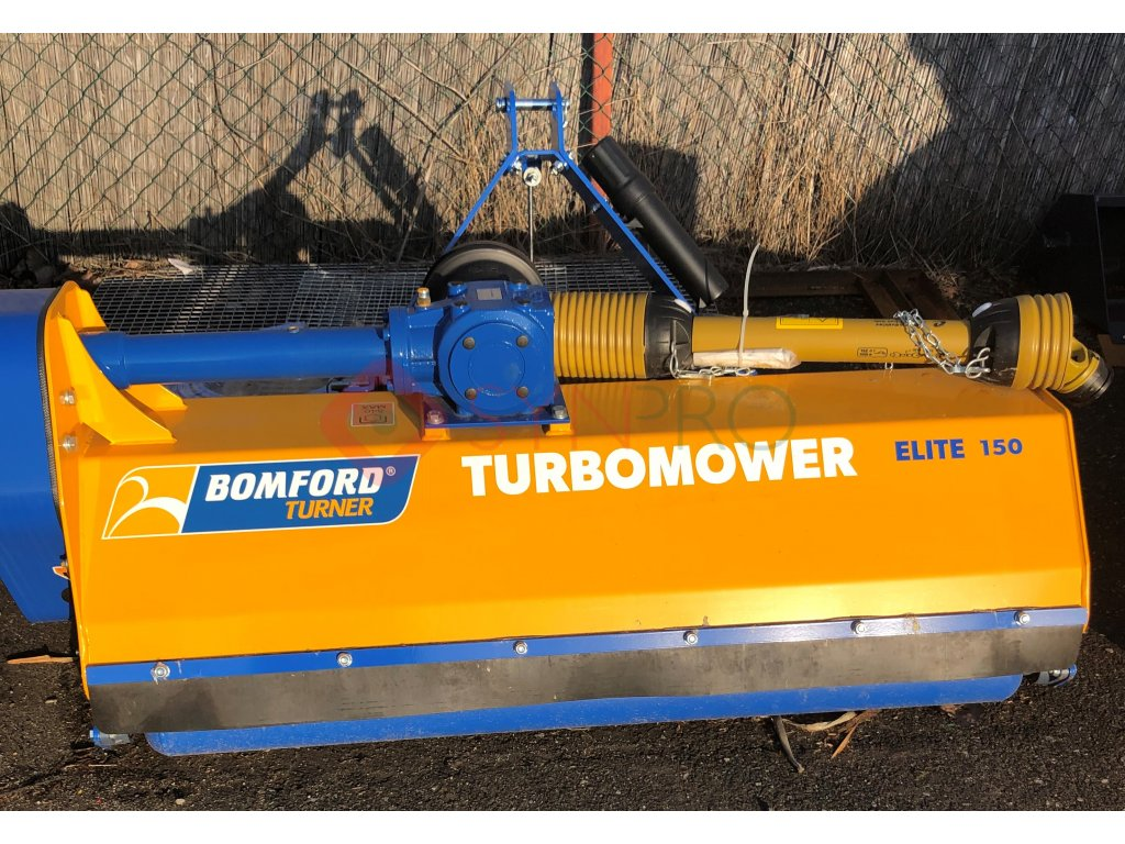 Turbo Mower Elite 1500