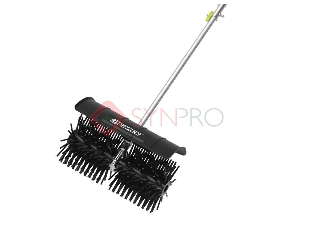 Multi Tool bristle brush.217 detail
